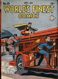World's Finest Comics 030