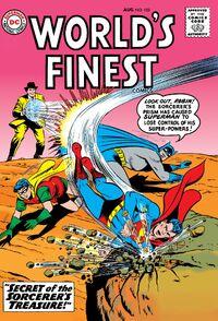 World's Finest Comics 103