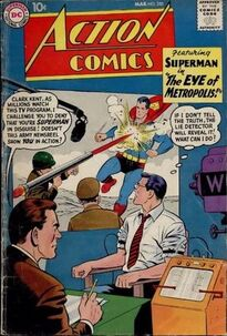 Action Comics Issue 250