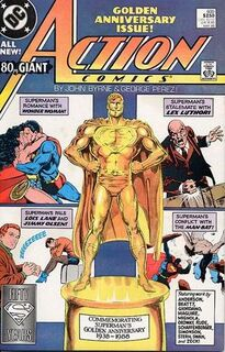 Action Comics Issue 600
