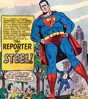 The Reporter of Steel