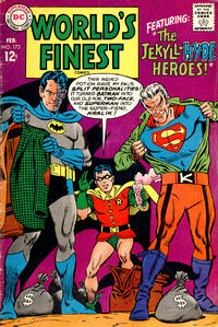 World's Finest Comics 173