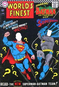 World's Finest Comics 167