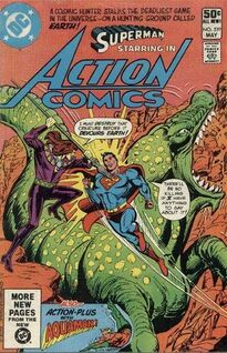Action Comics Issue 519