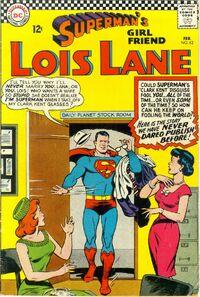 Supermans Girlfriend Lois Lane 063