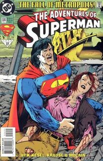 The Adventures of Superman 514