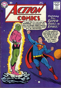 Action Comics Issue 242
