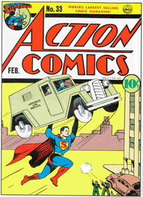 Action Comics Issue 33