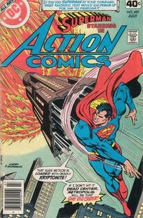 Action Comics Issue 497