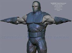 Darkseid Blue Steel