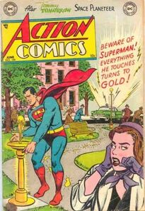 Action Comics Issue 193