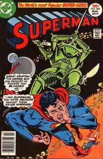 Superman Vol 1 309