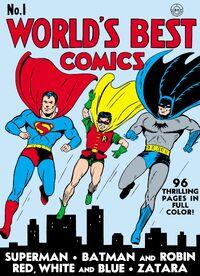 World's Finest Comics 001