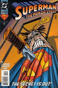Superman Man of Steel 44