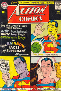 Action Comics Issue 317