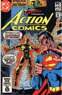 Action Comics Issue 525