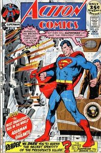 Action Comics Issue 405