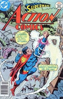 Action Comics Issue 471