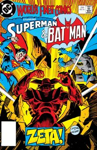 World's Finest Comics 298