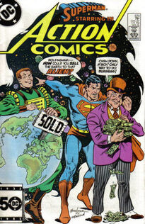 Action Comics Issue 573