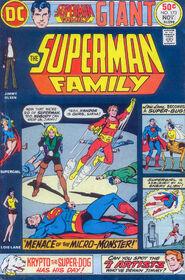 SupermanDeath-SupermanFamily173November1975