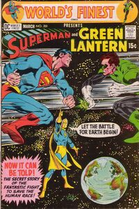 World's Finest Comics 201