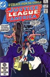 Justice League of America Vol 1 202