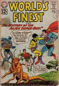 World's Finest Comics 124