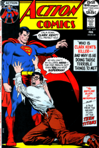 Action Comics Issue 409