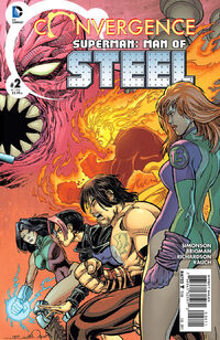 Convergence Superman The Man of Steel Vol 1 2