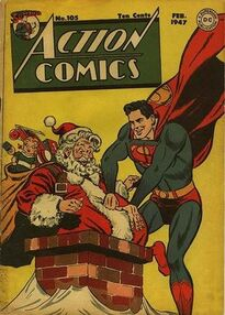 Action Comics Issue 105