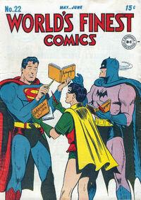 World's Finest Comics 022