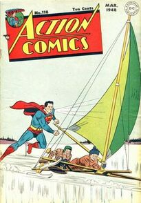 Action Comics Issue 118