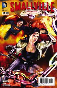 Smallville S11 I17 - Cover A