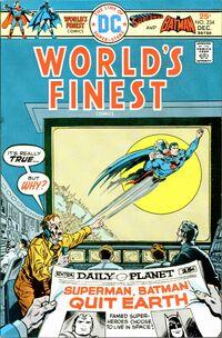 World's Finest Comics 234