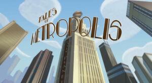 Tales of Metropolis title