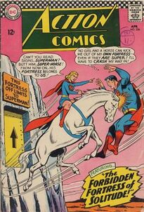 Action Comics Issue 336