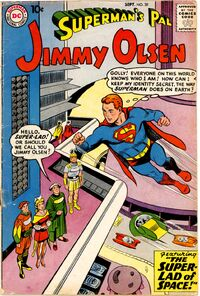 Supermans Pal Jimmy Olsen 039