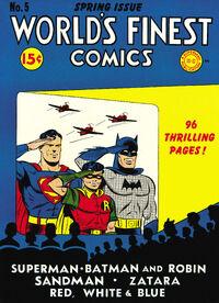 World's Finest Comics 005