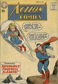 Action Comics Issue 258