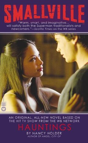 Smallville novel 03 Hauntings
