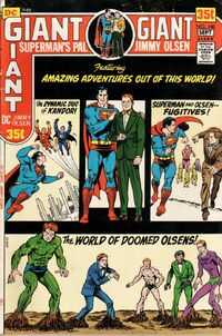 Supermans Pal Jimmy Olsen 140