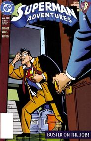 Superman Adventures 33