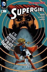 Supergirl 2011 09