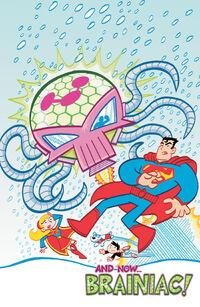 Superman Family Adventures 09