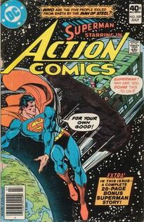 Action Comics Issue 509