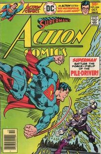 Action Comics Issue 464