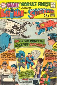 World's Finest Comics 188
