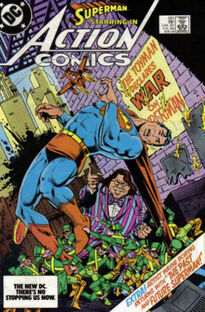 Action Comics Issue 561