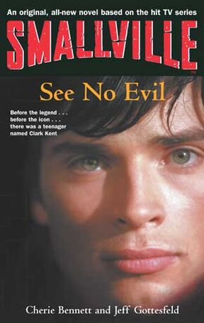 Smallville YA novel 02 See No Evil